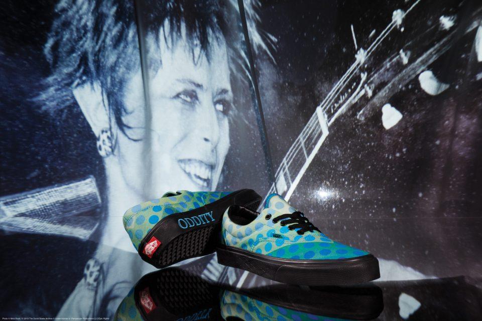 Dispensación Maldición amistad  Vans lanza colección inspirada en David Bowie – Potosinoticias.com