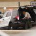 Policía manosea el cadáver de una mujer en Los Ángeles
