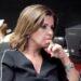 La diputada Benavente tacha de mentiroso y palero a Segoviano