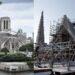 Concluyen trabajos de consolidación de Notre Dame de París