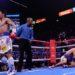 Pacquiao vence a Thurman y se corona en peso welter